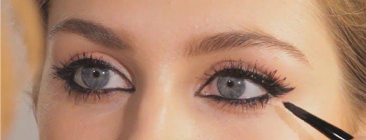 5 formas de pintarse los ojos - Pintarse Los Ojos