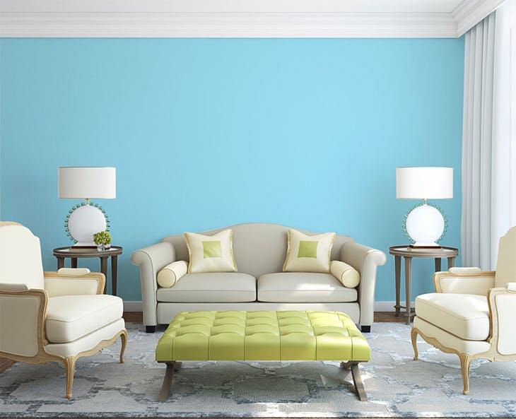 Descubre los 5 colores de moda para paredes for Colores de paredes de moda