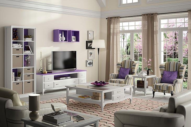 Descubre los 5 colores de moda para paredes - Colores de moda en paredes ...