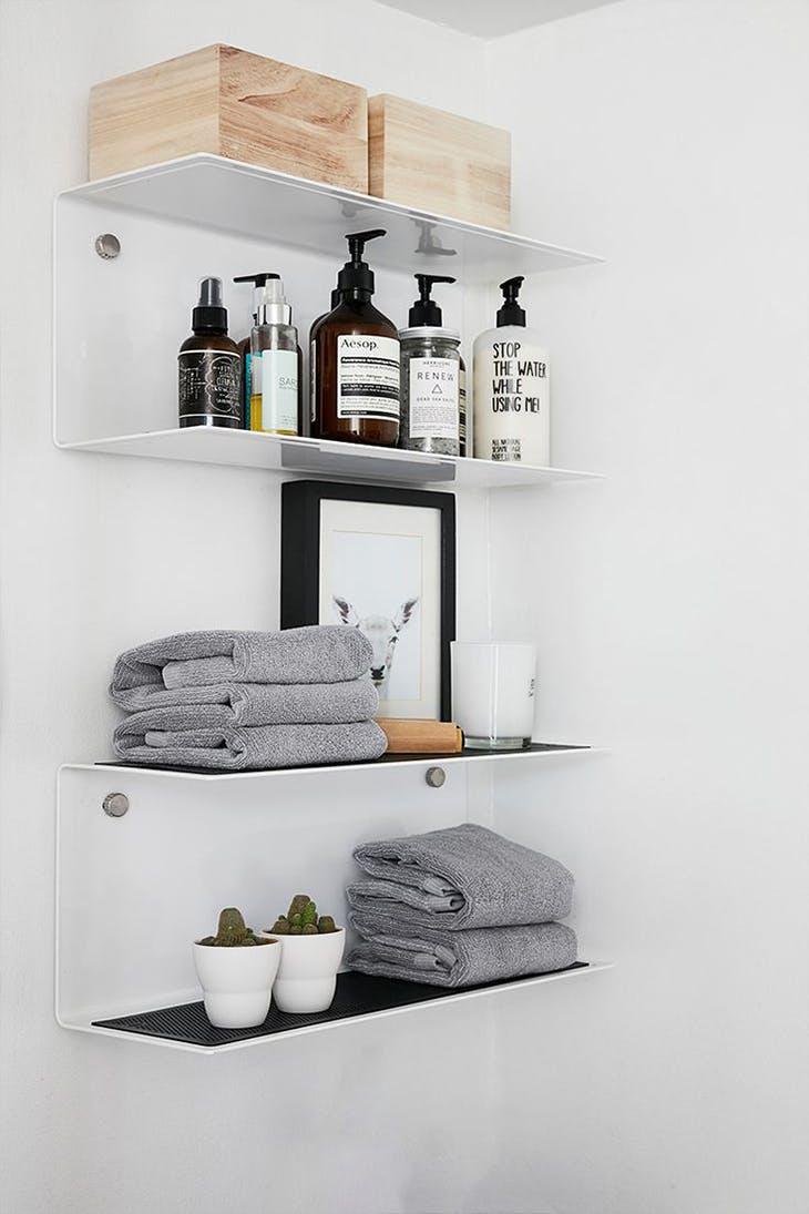 increíbles ideas para decorar un baño