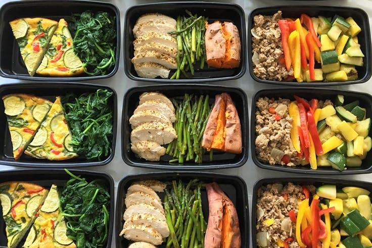 Resultado de imagen para planificar la comida de la semana